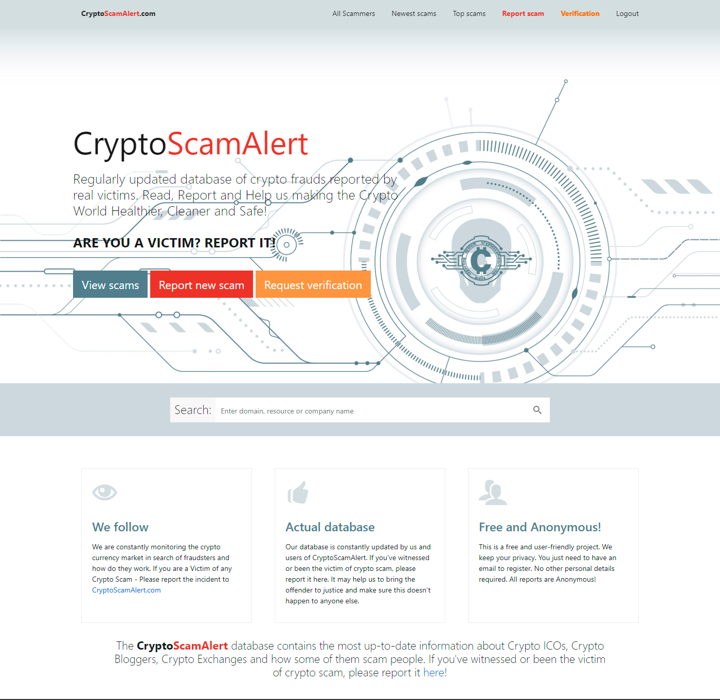 work cryptoscamalert